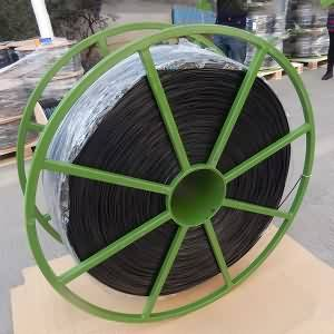 Stål Spool Packing Plastic Baling Wire