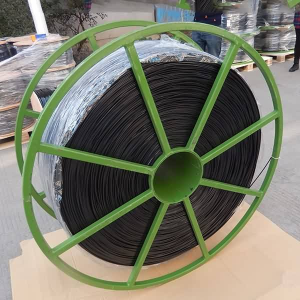 Steel vangapiwa kurongedza Plastic Baling Wire Featured Image