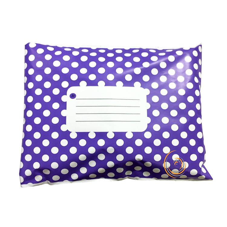 Dots printing poly mailing bag Featured Image