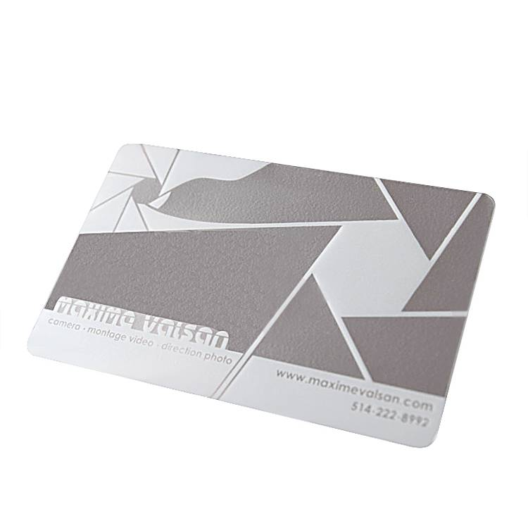 Low MOQ for Custom Earring Card -