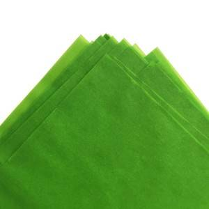 17gsm solid color tissue paper with OEM Logo
