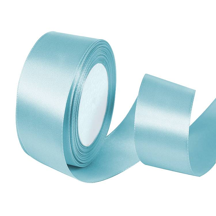 Best Selling Polyester Stain Ribbon,coral satin ribbon ,Woven label Featured Image