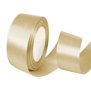 Best verkopende Polyester Stain Ribbon, koraal satijnen lint, geweven label