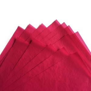 50x70cm solid color tissue paper wrapping