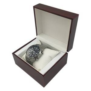 Wholesale Price China Modern Style Luxury Mens Wrist Watch Gift Box Leather Watch Box