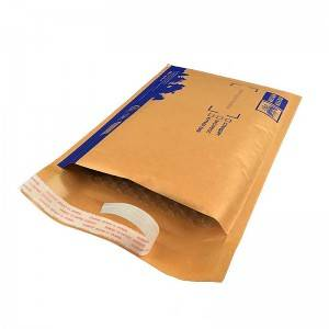 Professional Production Kraft Bubble Mailer Bag Custom Mailer Bag