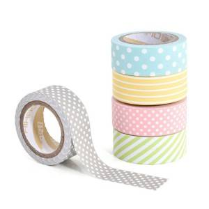 Hot Products Environmental Protective Heat Resistant Masking Tape