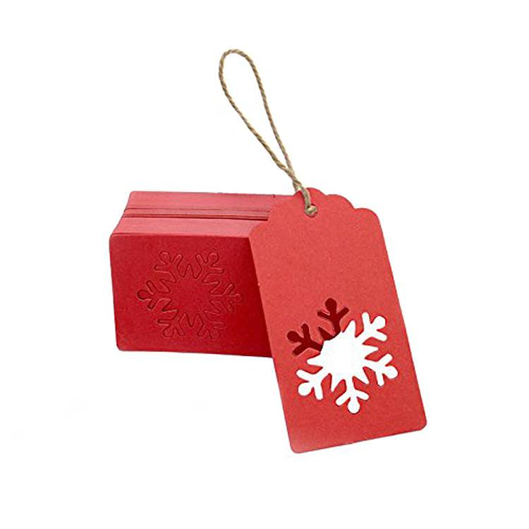 Unique design paper hang tag for gift Featured Image