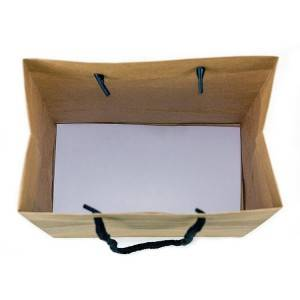 Good After Sale Service Material Eco Friendly Water Resistant Paper Bag