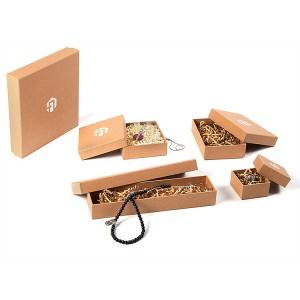 Jewelry packing box collections custom design  cardboard box