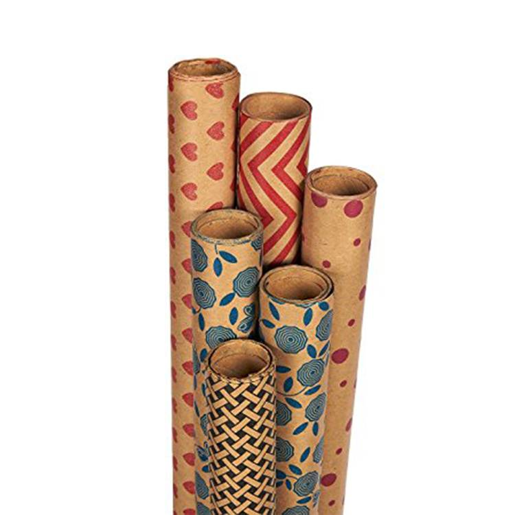 OEM manufacturer Biodegradable Kraft Paper Bag -
