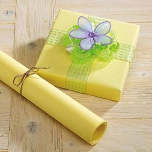 Double size printing paper rolls for gift wrapping