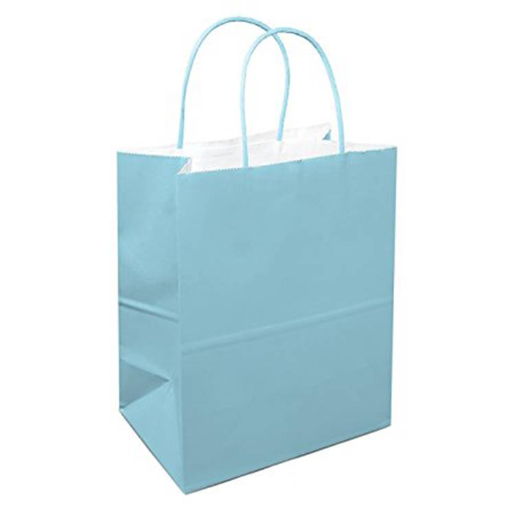 Professional Design Recycled Paper Bags -