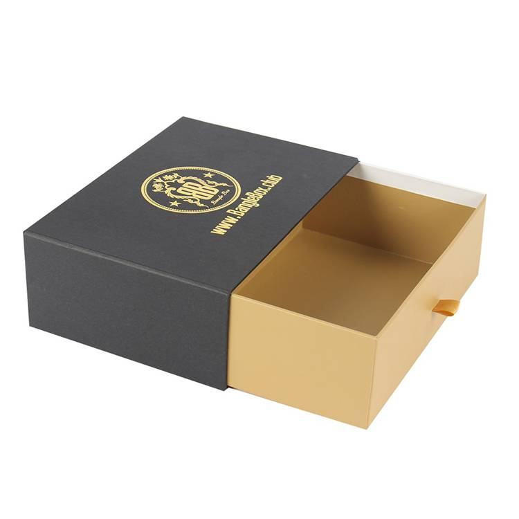 Low MOQ for Small Carton Packing Box -