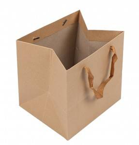 Online Exporter White Craft Bag -