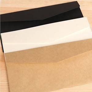 Hot Sale Security Envelope for Card, Mailing, Announcement