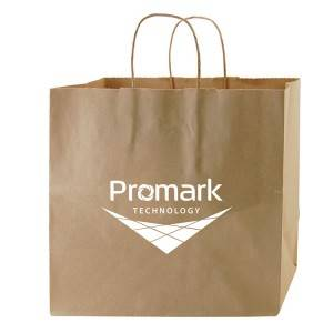 Brown color Kraft paper shopping bag with high quality