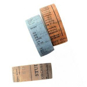 High Performance Custom Clothing Tag -