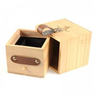 Hot Sale Craft Luxury Wooden Watch Box