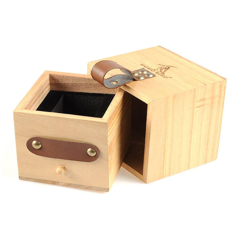 Hot Sale Craft Luxury Wooden Watch Box Featured Image