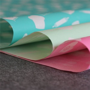 Wholesale office colored copy printing A4 Paper DIY gift wrapping tissue paper