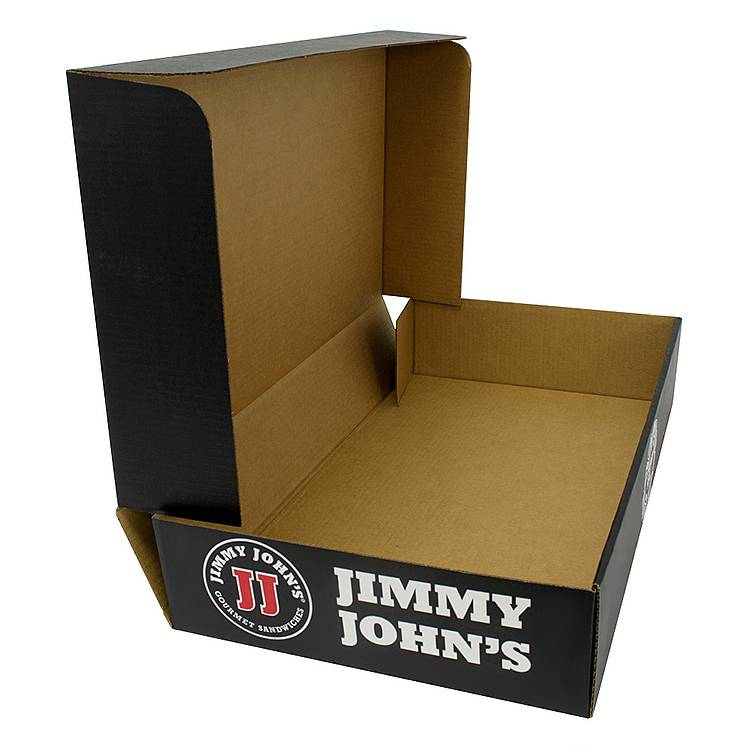 Folding corrugated paper packing box printed shipping box Featured Image