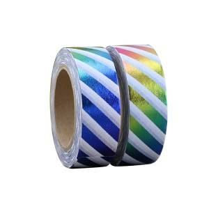 DEMI Wholesale masking tape washi tape foil planner decorate tape