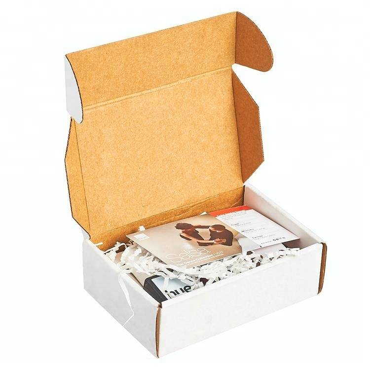 Quoted price for Oem Corrugated Box Kraft 5-ply Carton For Moving Company Mail Shipping With Lid