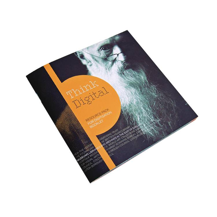 Discount wholesale Custom Brochure Booklet Printing