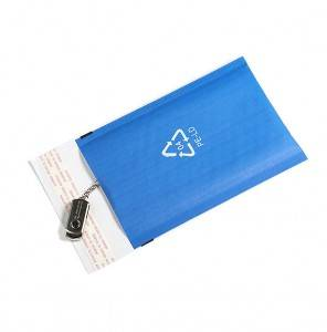 Printed Paper Bubble bag for shipping packing