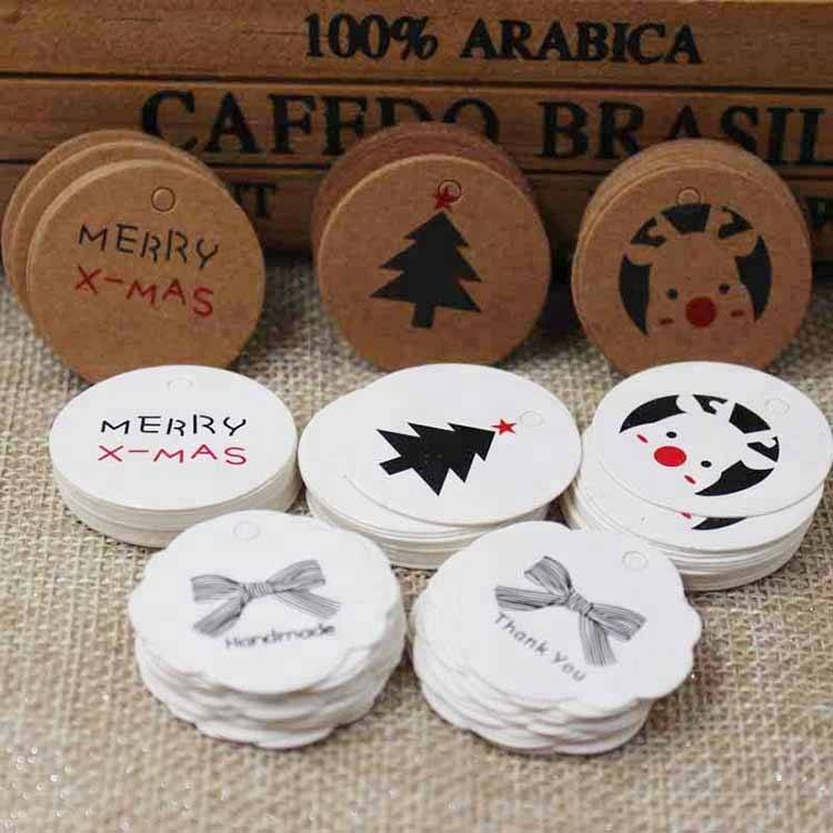 Trending Products Christmas Hang Tags -