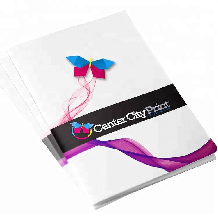 Çînê Catalog Çap Custom Colorful Catalog Printing