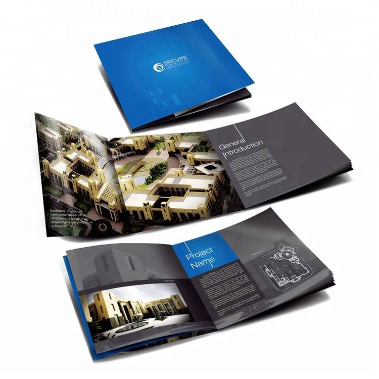 Wholesales manuals or booklet with custom printing service