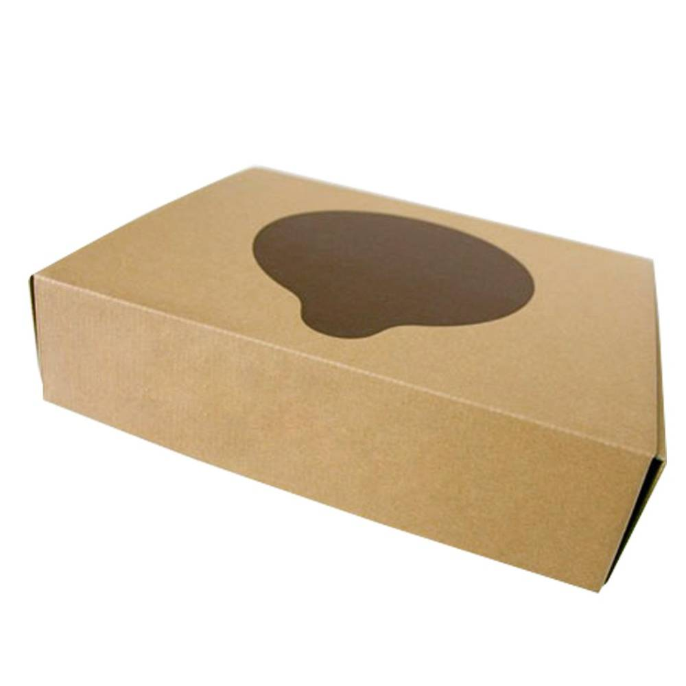 Custom logo fruit paper packing box
