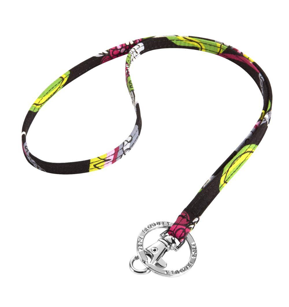 Custom order and sample order polyester lanyard wholesale with high quality