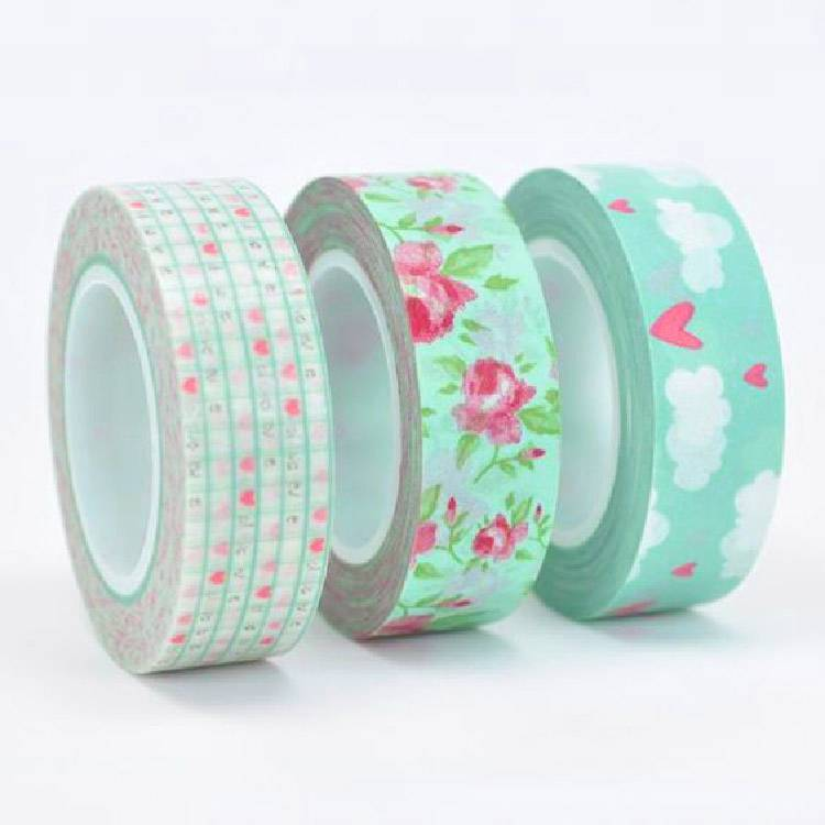 900 Patterns colorful printing washi, Lovely WT tape, Anrich WT tape