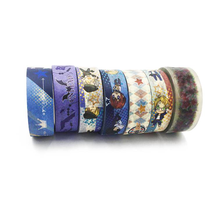 Bulk painter tape free shipping adhesive washi paper for packing