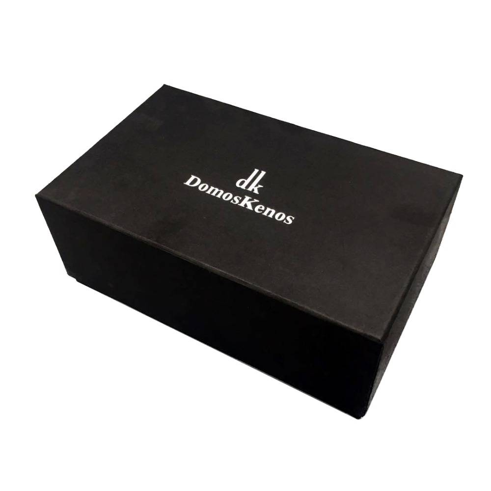 Matt protective box cardboard packing box with custom logo
