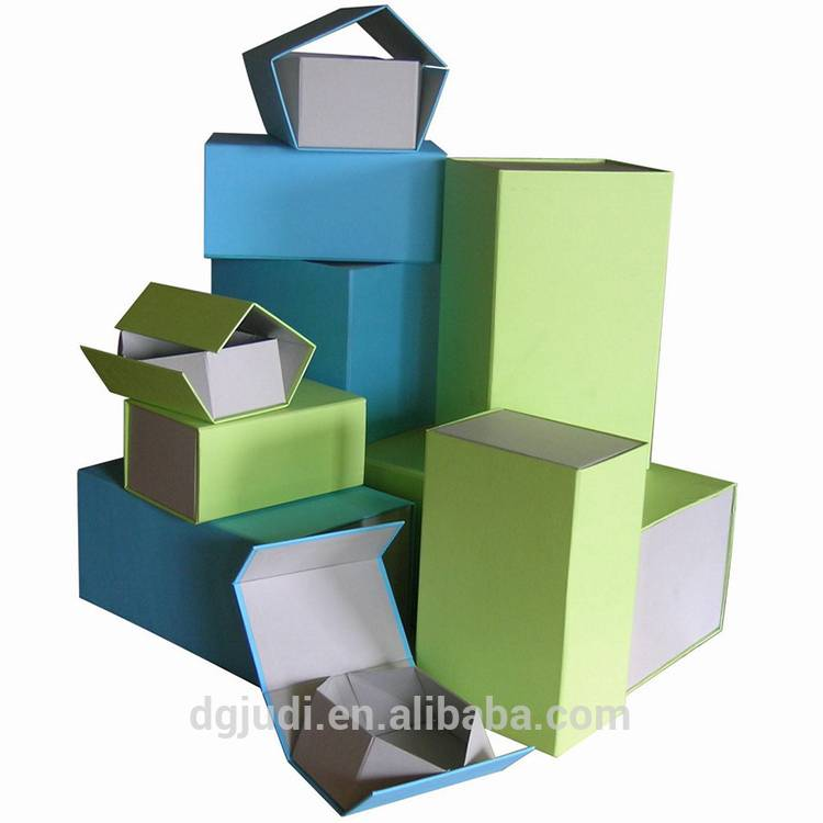 OEM Shape Elegant Gift Packing Box High Quality And Cheap Price