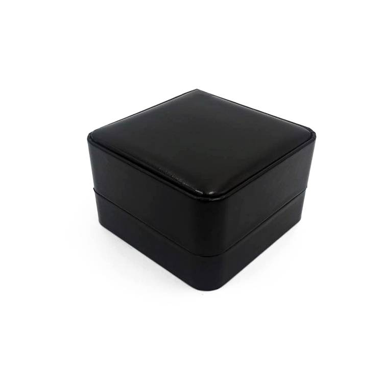 Double side logo printed plastic watch box or jewelry packing