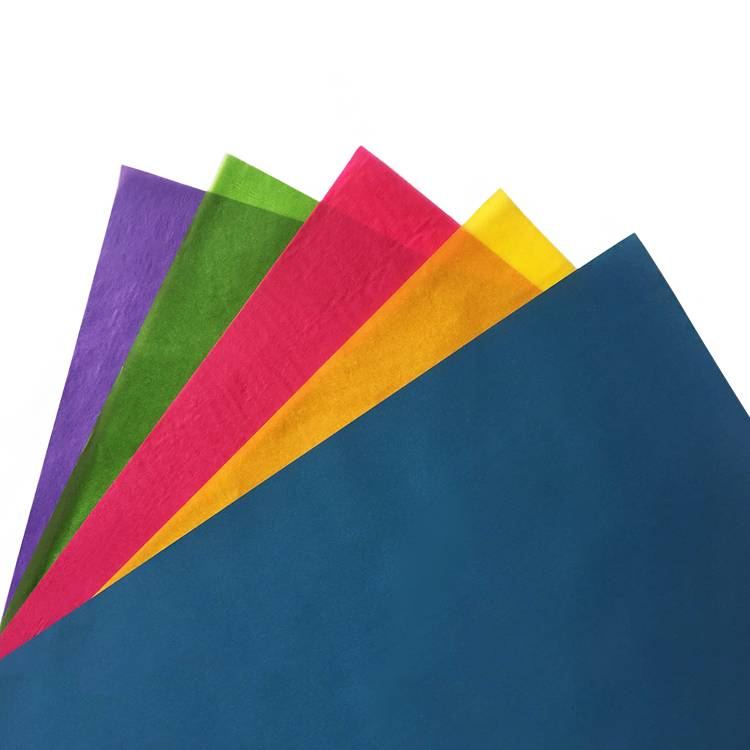 Professional China Mf Mg Pantone Color Tissue Paper Silk Paper With Nice Pattern