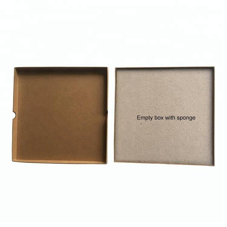 Factory Cheap Hot Cheap Black Paper Box -