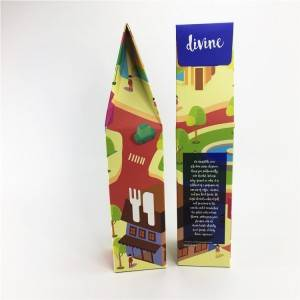 18 Years Factory Pu Single Wine Bottle Gift Box