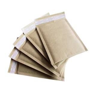 Padded Mailer Kraft Paper Bubble Envelope Mailing Bag