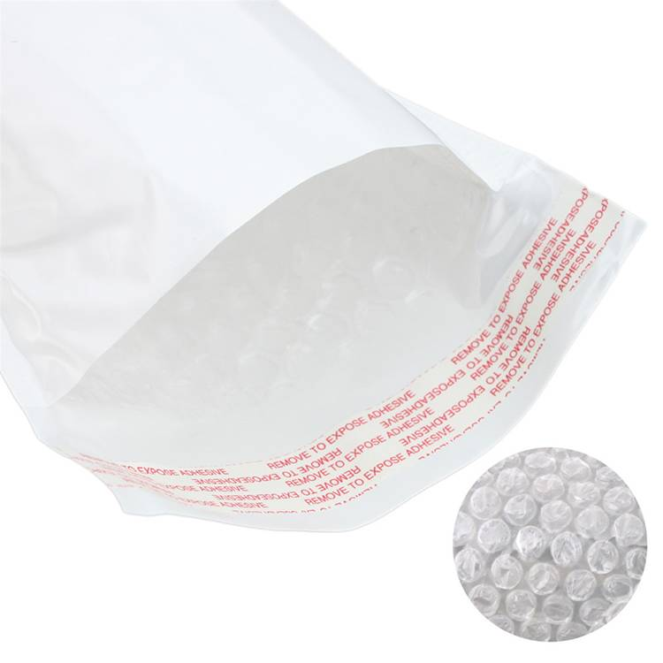 White kraft Bubble bag Featured Image