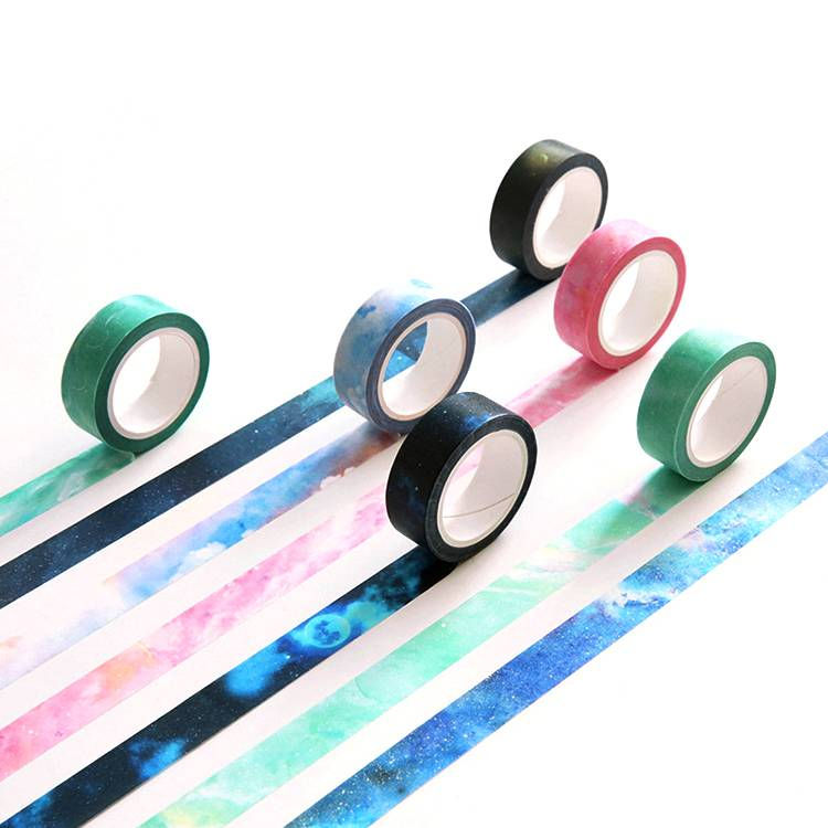 New design custom printed on japanese wholesale for wholesales washi tape printing machine Featured Image