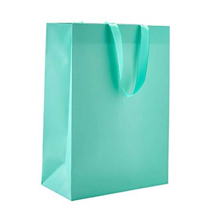 Lamination Paper Shopping Bag With Handle Featured Image