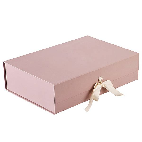 Magnetic foldable paper box, Flat pack gift box, Colorful printed paper packing box Featured Image