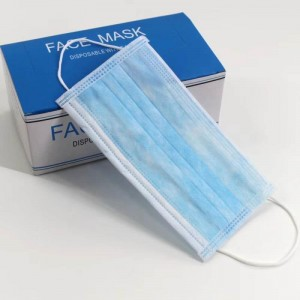 High quality RongJie Antibacterial Disposable disposable face mask  FPP1/ Surgical medical face mask