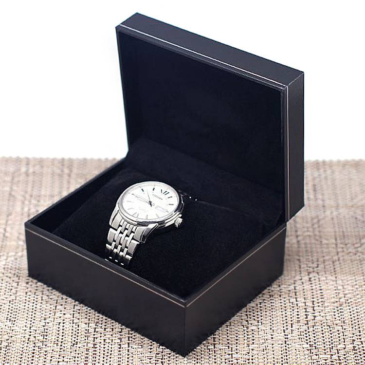 Fashion OEM Cardboard Watch Box With Lid Featured Image